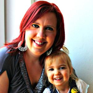 s mojí dcerou :)